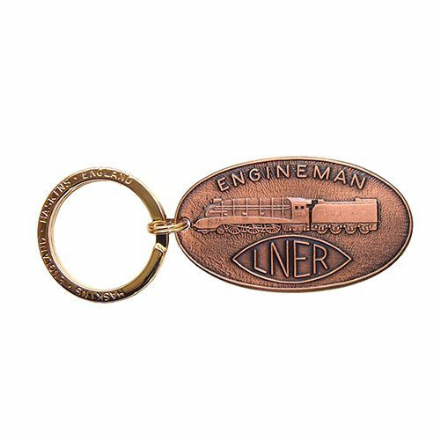London and North Eastern Railway (LNER) Key Ring